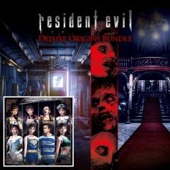 Resident Evil: Deluxe Origins Bundle : Resident Evil 0 + Resident Evil sur PS4 (Dématérialisé)