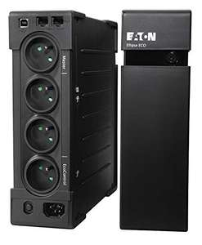 Onduleur Eaton Ellipse Eco 650 USB EL650USBFR - Off-line UPS, 650VA, 4 prises FR