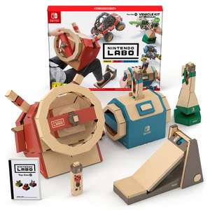 Kit Nintendo Labo Toy-Con 03 (Frontaliers Allemagne) - smythstoys.com