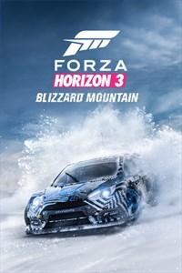 [GOLD] Extension Forza Horizon 3 Blizzard Mountain sur Xbox One & PC Windows 10 (Dématérialisée)