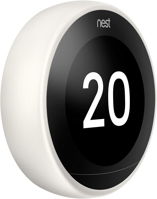 Thermostat connecté Nest - 3e génération, blanc