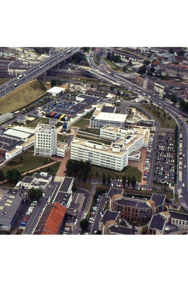 Visite gratuite et guidée du Centre de recherche Engie avant sa démolition - Saint-Denis (93)