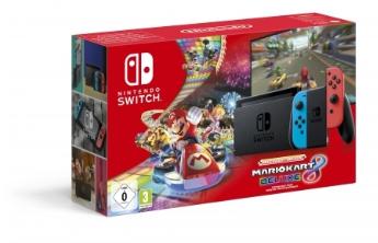 Console Nintendo Switch néon + Mario kart 8 Deluxe (Dématérialisé)