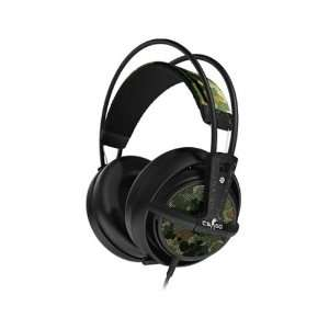Steelseries Sibéria V2 Counter Strike Global Offensive Casque Gaming Noir