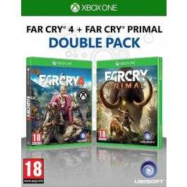 Far Cry Primal + Far Cry 4 sur Xbox One