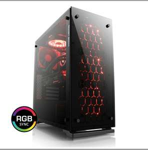 PC gamer - CSL Speed 4908 - Core i9 9900k, RTX2070, watercooling, RAM DDR4 (2x8 - 3200 MHz), SSD 500 Go, HDD 3To