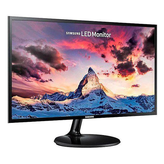 """Ecran PC LED 24"""" Samsung S24F354FHU - IPS, Full HD, FreeSync (80,49€ avec FETES2019)"""