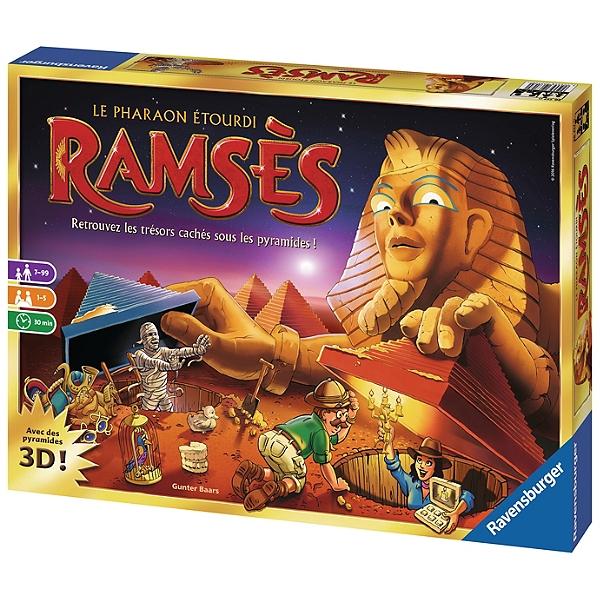 Jeu de société Ravensburger Ramsès (via 5€ sur la carte E.Leclerc)
