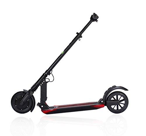Trottinette électrique E-Twow S2 Booster Plus Mixte Adulte - Noir, 110 x 200 x 370 cm