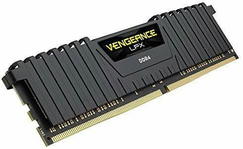 Barrette Mémoire DDR4 Corsair Vengeance LPX 4 Go (1 x 4 Go) - 2400 MHz, CL14