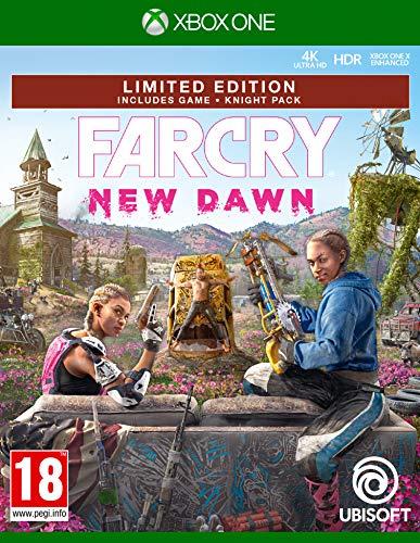 Far Cry New Dawn Edition limitée sur Xbox One