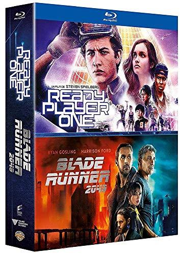 Coffret Blu-ray Ready player one + Blade Runner 2049