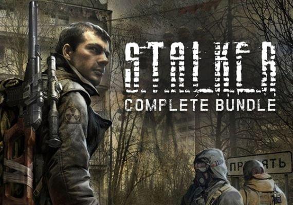 Bundle S.T.A.L.K.E.R.: Call of Pripyat + Clear Sky + Shadow of Chernobyl sur PC (Dématérialisés - GOG)