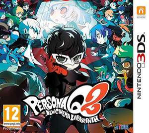 Persona Q2: New Cinema Labyrinth sur Nintendo 3DS