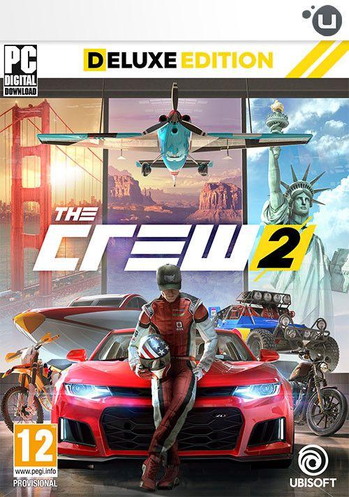 Jeu The Crew 2 sur - Deluxe Edition (Dématérialisé)