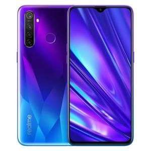 "Smartphone 6.3"" Realme 5 Pro Global Version - Full HD, Snapdragon 712AIE, RAM 4Go, 128 Go (Vendeur Tiers)"
