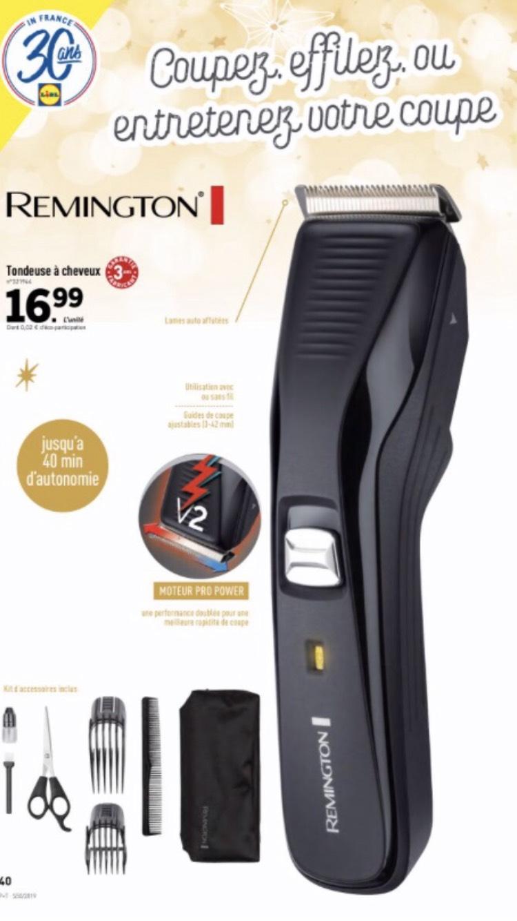 Tondeuse cheveux Remington HC5200