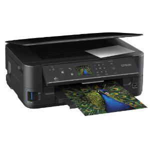 Imprimante Multifonction jet d'encre couleur Epson X535WD - Wi-fi