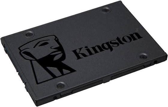 """SSD interne 2.5"""" Kingston A400 - 480 Go (41.89€ livraison incluse avec le code ADVDA4)"""