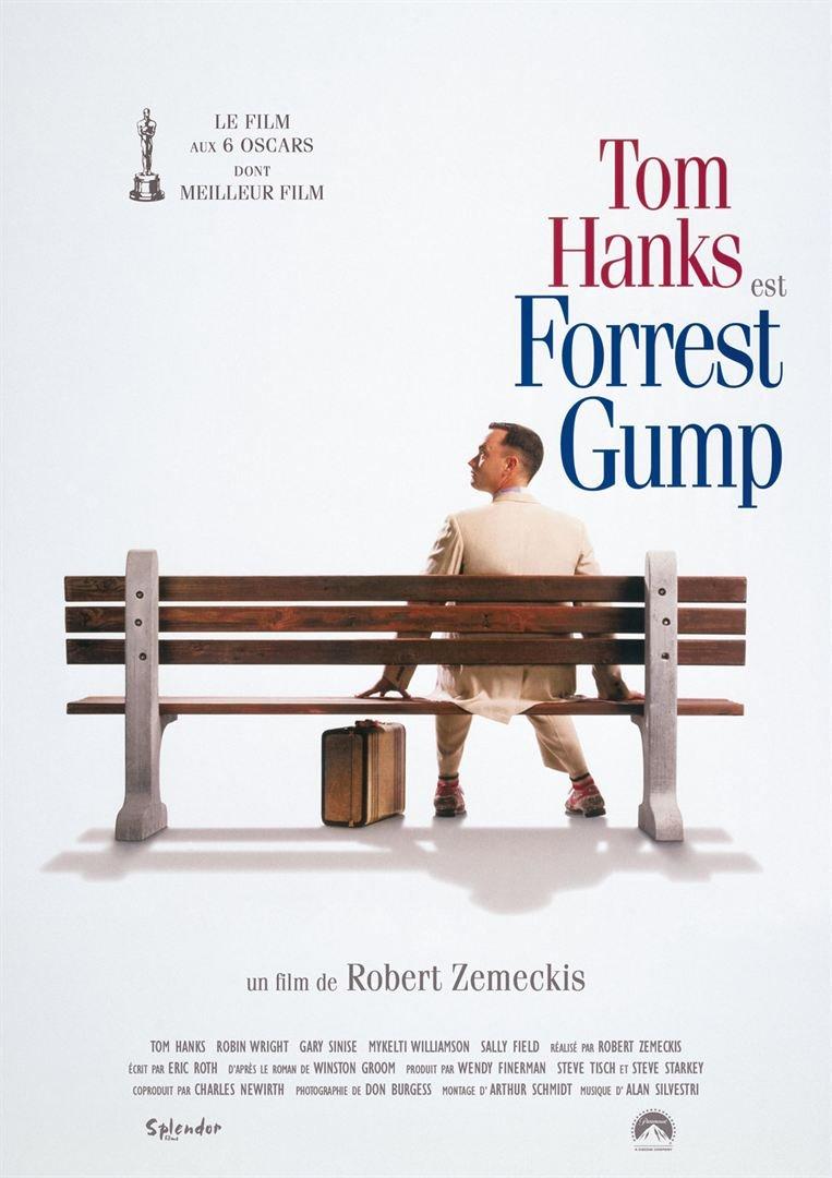 Forrest Gump 4K HDR Dolby Atmos/Vision (dématérialisé - iTunes)