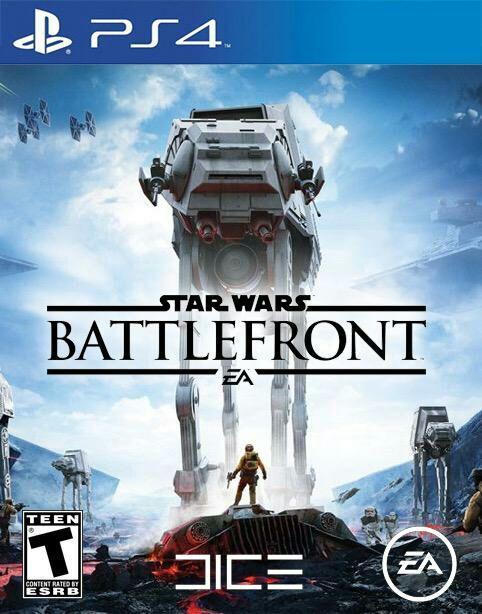 Star Wars Battlefront sur PS4 (Dématérialisé)