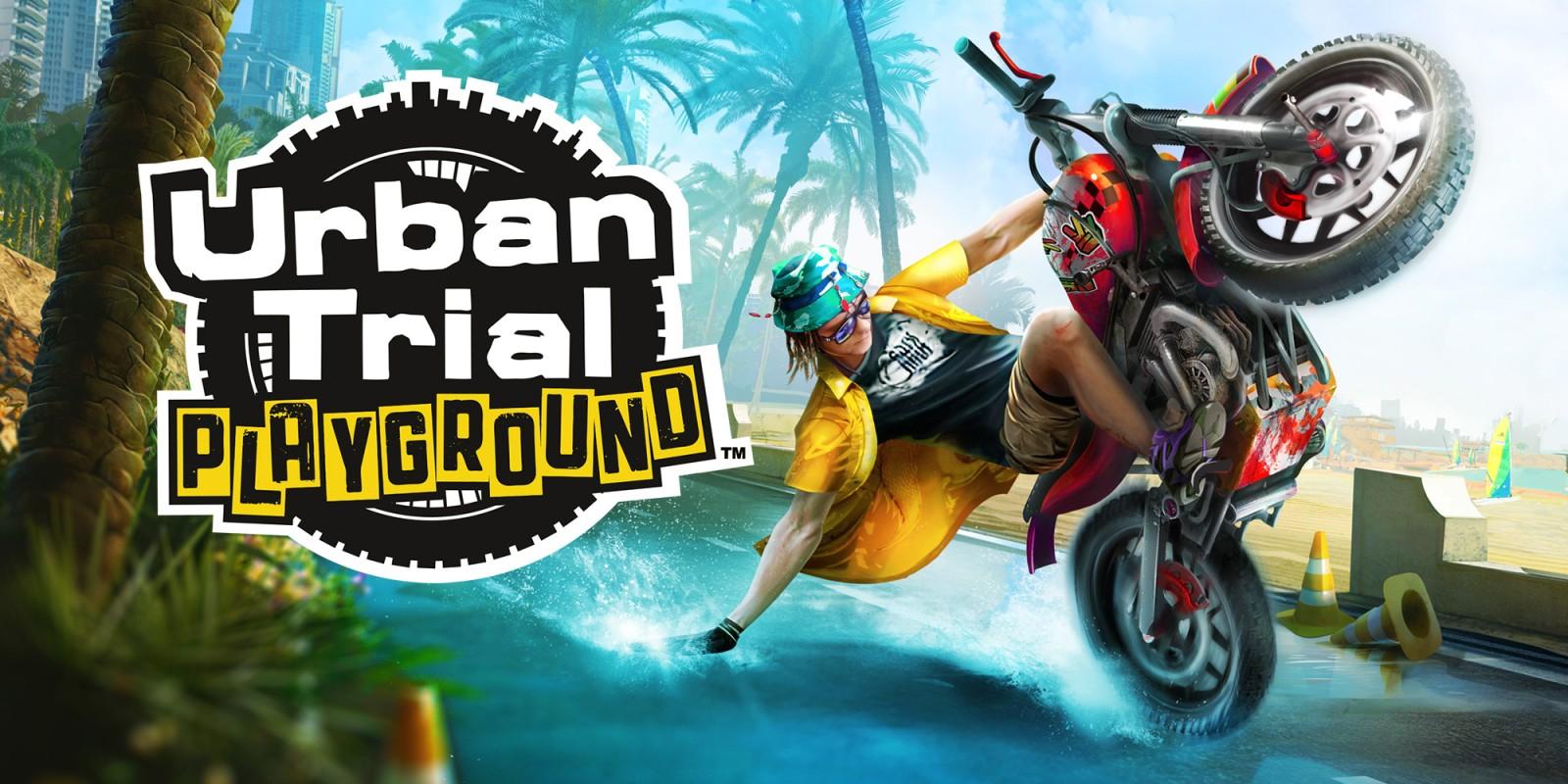 Urban Trial Playground sur Nintendo Switch (Dématérialisé)