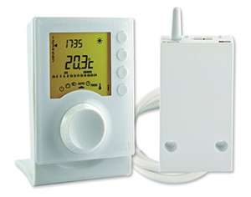 Thermostat programmable radio Delta Dore Tybox 137