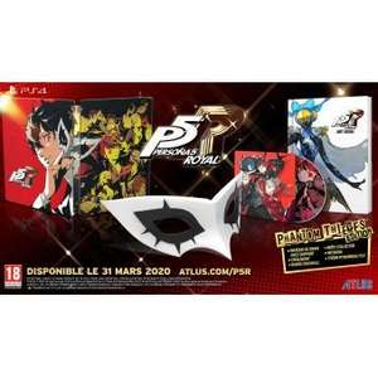 [Adhérents - Précommande] Persona 5 Royal Edition Phantom Thieves sur PS4 (+10€ sur le compte fidélité)