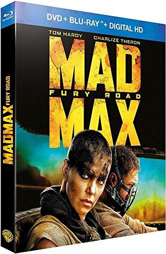 Mad Max : Fury Road Combo Blu-ray + DVD + Copie digitale (vendeur tiers)