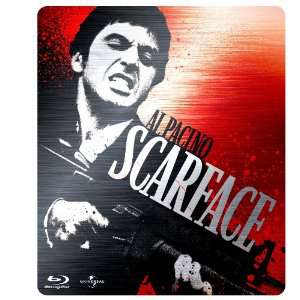 Scarface Limited Edition Steelbook Triple Play