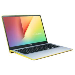 "PC Portable 15.6"" Asus Vivobook S15 S530UF-BQ027T - i5-8250U, HDD 1 To + SSD 128 Go, RAM 8 Go"