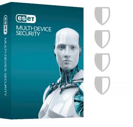 Eset Multi-Device Security gratuit pendant 6 mois pour 3 appareils