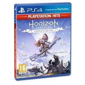 Horizon Zero Dawn Complete Edition PlayStation Hits sur PS4