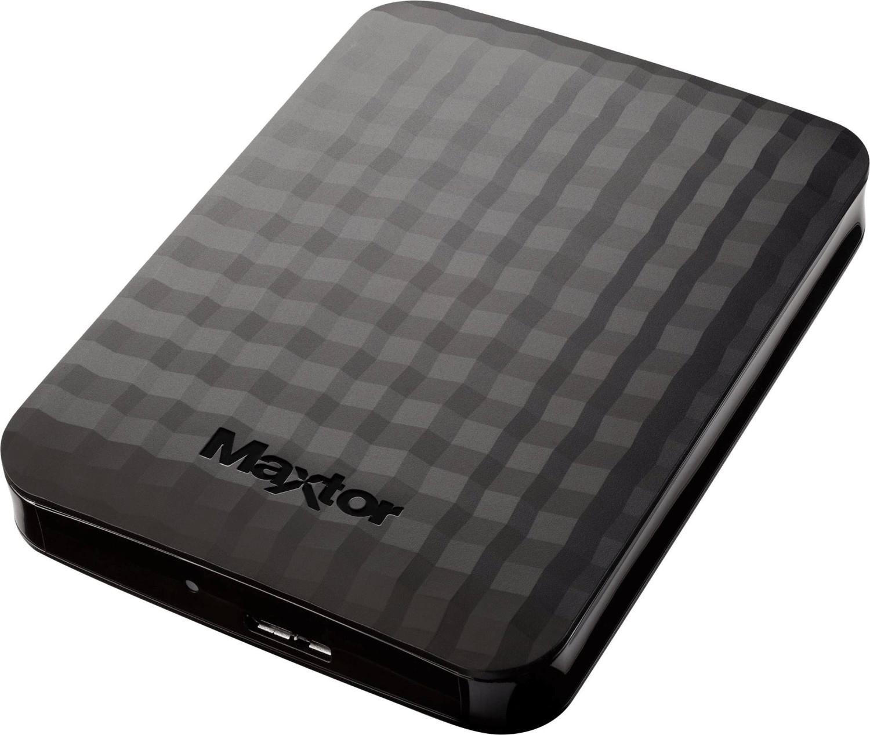 "Disque dur externe 2.5"" Maxtor M3 Portable - 2 To (43.90€ via ADVDA4) - vendeur Carrefour"