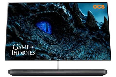 """Sélection de TV en promotion - Ex: TV 77"""" LG 77W9PLA - OLED (via ODR de 1000€)"""
