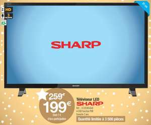 "TV 32"" Sharp LC32CHE4040 - LED, HD"