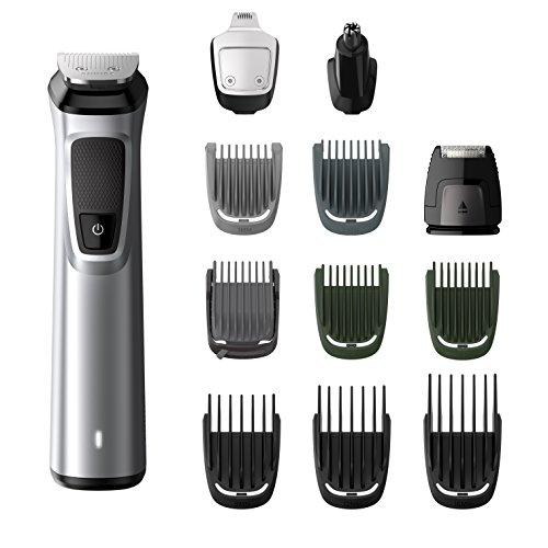Tondeuse visage cheveux et corps 12 en 1 Philips Série 7000 MG7710/15