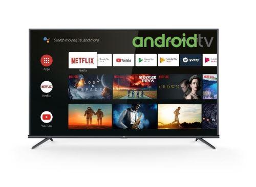 "TV 50"" TCL 50EP660 - Ultra HD 4K, HDR Pro, Android TV (Via ODR de 70€)"