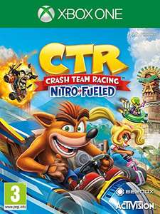 Crash Team Racing Nitro Fueled sur Xbox One