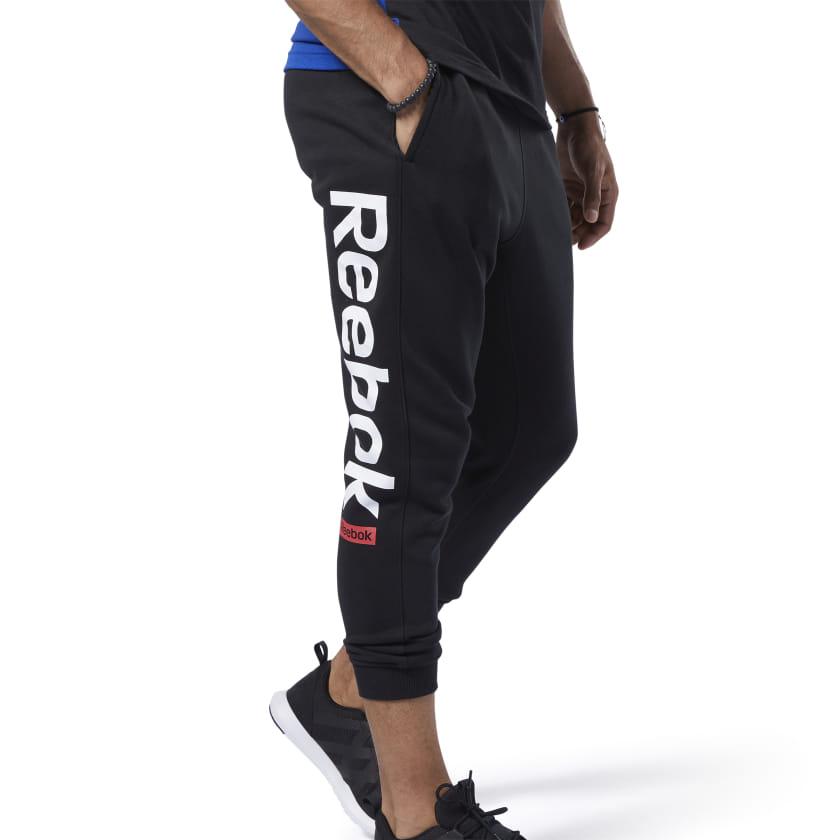Pantalon de sport Reebok Training Essentials avec logo pour Adulte - Divers coloris (15,48€ pour les membres Dealabs)
