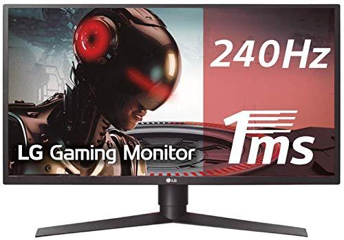 """Ecran PC 27"""" LG 27GK750F-B - Full HD, Dalle TN, 240 Hz, 1 ms, MBR (Livraison gratuite avec le code TRAINEAU)"""