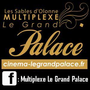 Un carnet de 10 places achetées = 11ème place offerte - Le Grand Palace Les Sables d'Olonne (85)