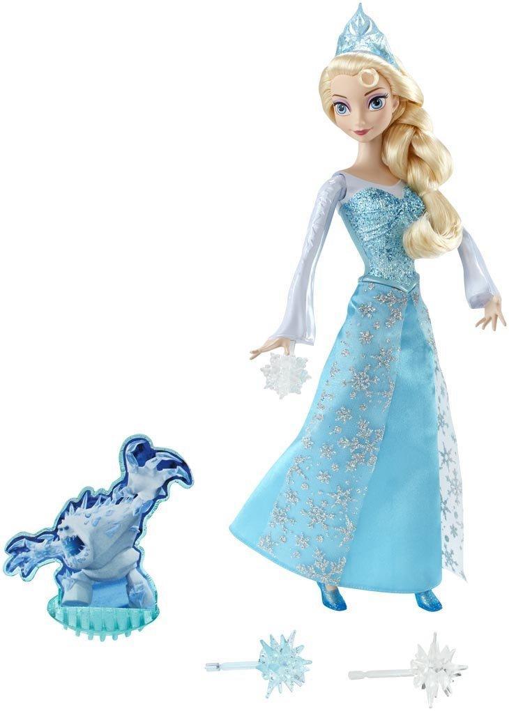 Poupée Mannequin La Reine des Neiges - Elsa Pouvoir De Glace