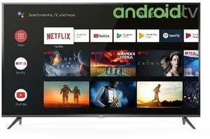 """TV 65"""" TCL 65EP640 - 4K UHD, HDR, Android TV"""