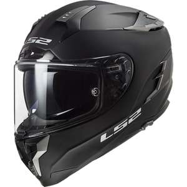 Casque Moto intégral FF327 Challenger Solid Matt Black 3XL 2019 - moto-vip.com