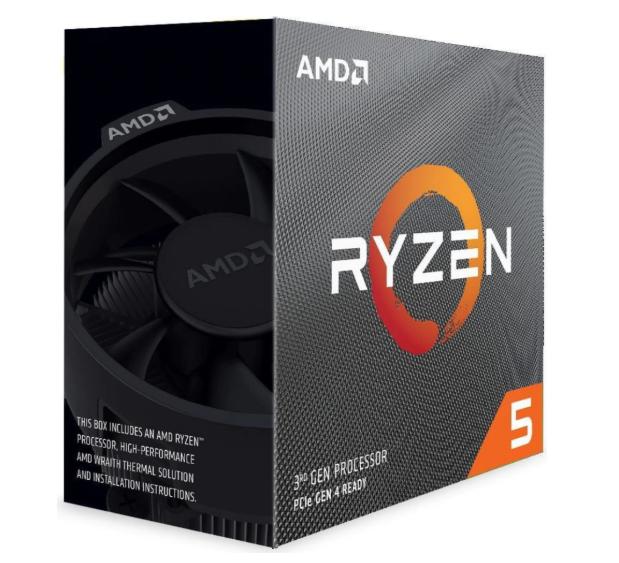 Processeur AMD Ryzen 5 3600X + 1 jeu offert (Frontaliers Suisses)