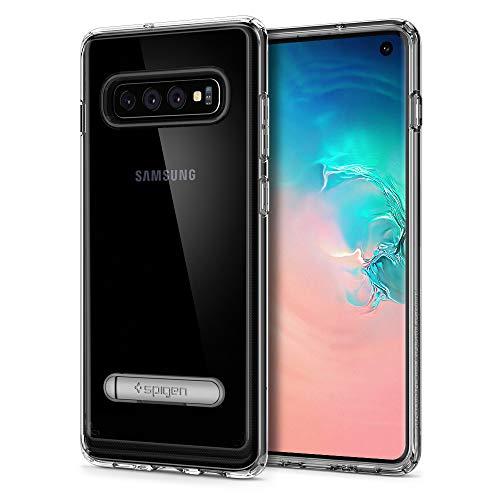 Coque de protection pour smartphone Samsung Galaxy S10 Spigen Ultra Hybrid S (vendeur tiers)