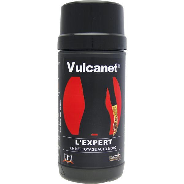80 Lingettes Vulcanet pour lavage sans eau
