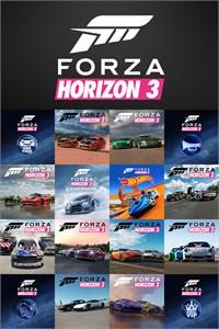 [Abonnés Gold] Intégrale des extensions Forza Horizon 3 sur Xbox One (Dématérialisé)