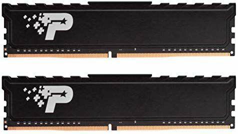 Kit Mémoire Patriot Memory Série Signature Premium - 2 x 16 Go, ddr4, 2666mhrtz (Vendeur Tiers)